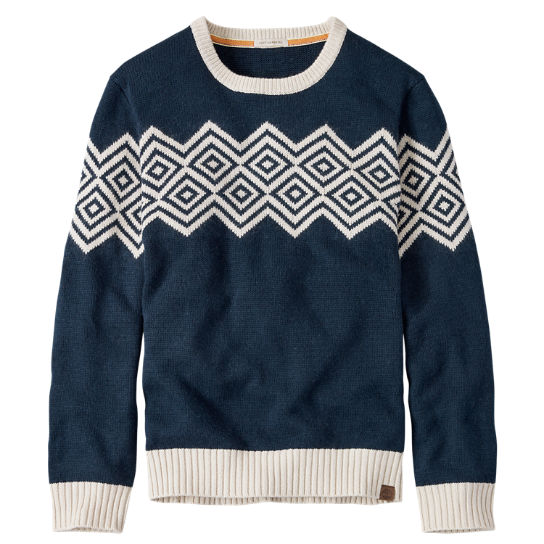 Men's Nashua River Fairisle Sweater