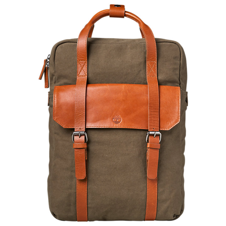 Nantasket Buffalo Leather Backpack-