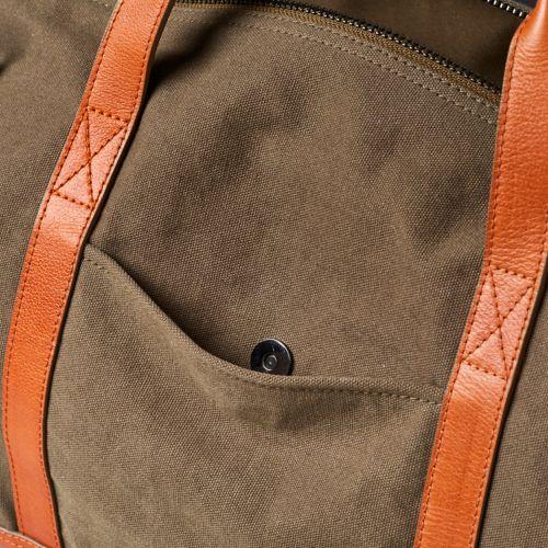 Nantasket Canvas Duffle Bag-