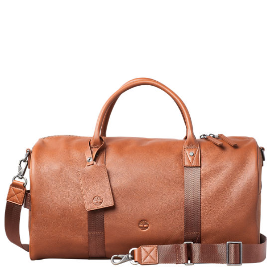 Tuckerman Leather Duffle Bag