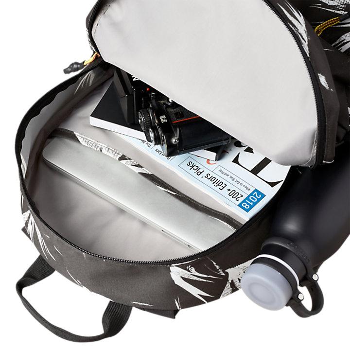 Crofton 22-Liter Water-Resistant Palm Leaf Backpack-