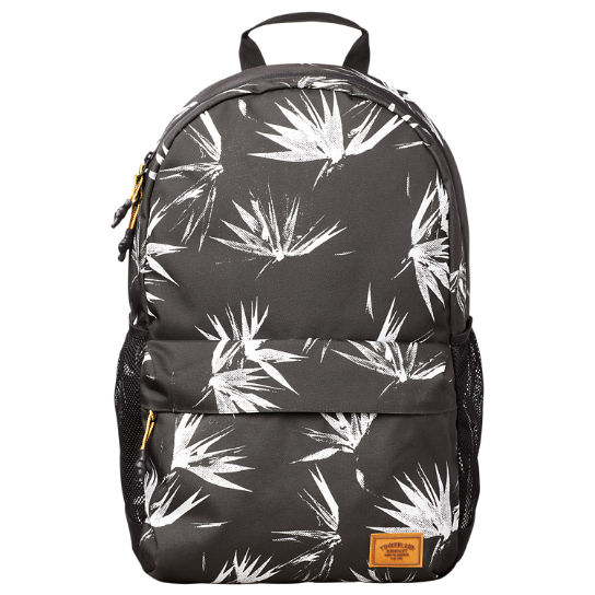 Crofton 22-Liter Water-Resistant Palm Leaf Backpack