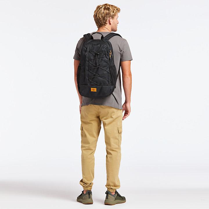 Crofton 24-Liter Water-Resistant Bungee Backpack-
