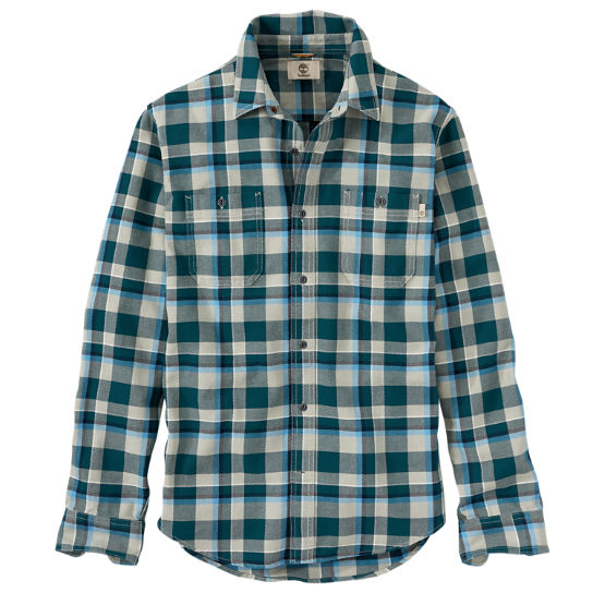 Men's Peabody River Large Check Shirt