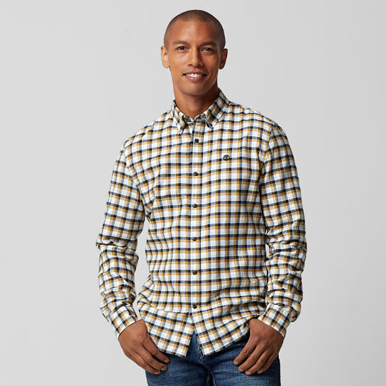 Men's Indian River Slim Fit Flannel Shirt