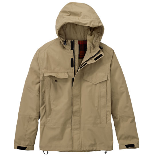 Men's Mount Oscar Waterproof Jacket