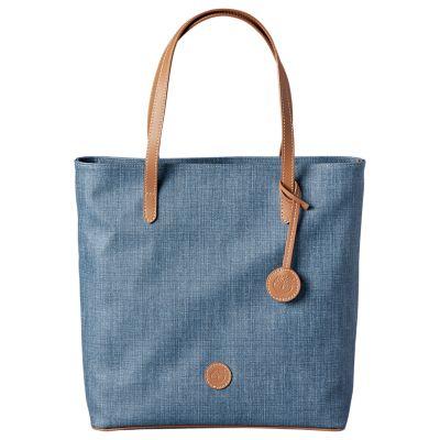 City Explorer Water-Resistant Shopping Bag