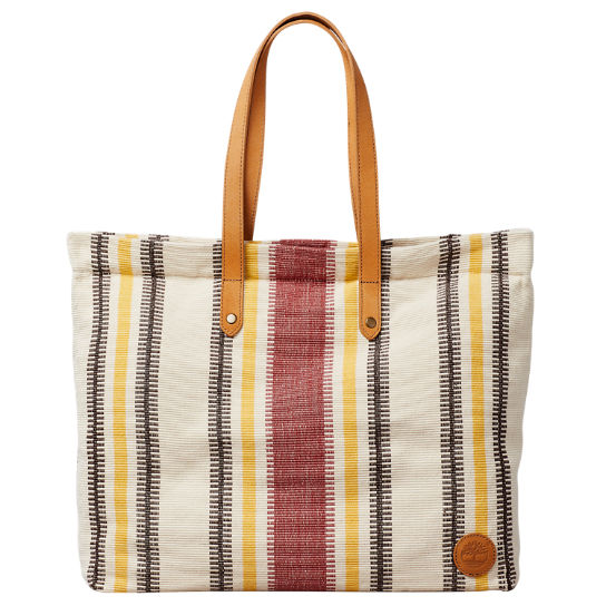 North Twin Fabric Shopping Bag