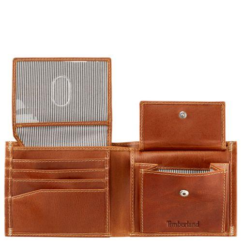 Dracut Leather Passcase Wallet-
