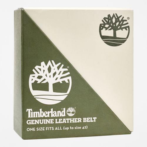 Men's Cut-To-Fit Leather Belt-