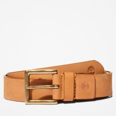 Men's Cut-To-Fit Leather Belt