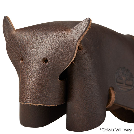 Timberland® Leather Animals: Bull