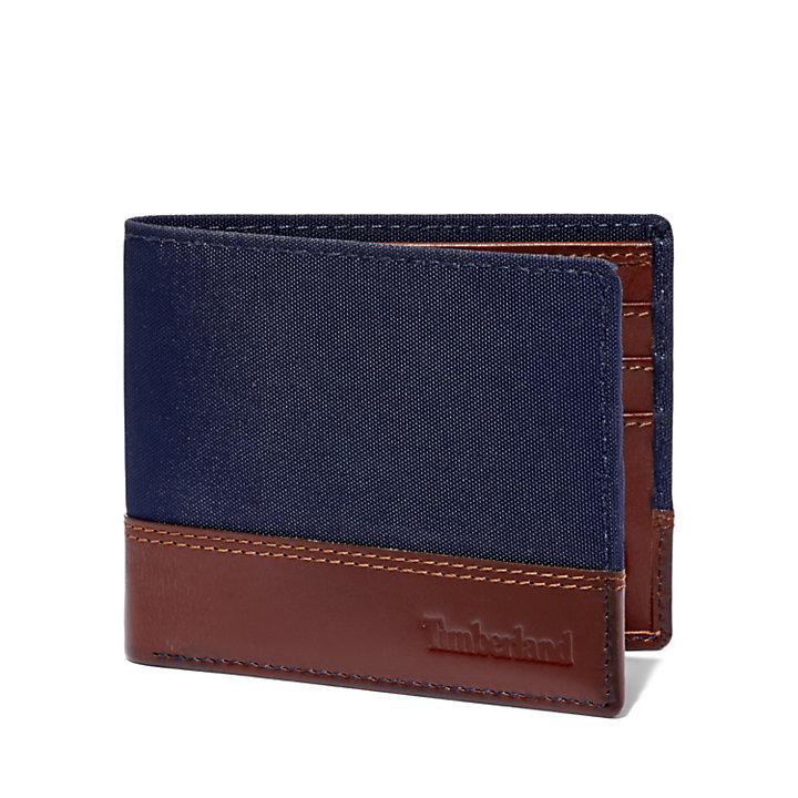 Alderbrook Mixed-Media Billfold Wallet-