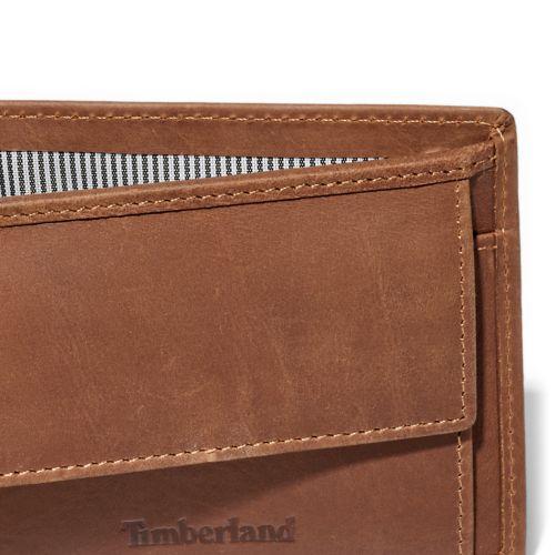 Men's Monadnock Regenerative Leather Wallet-