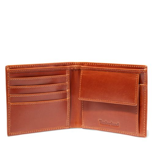 Men's Fleetwood Large Wallet with Coin Pocket-