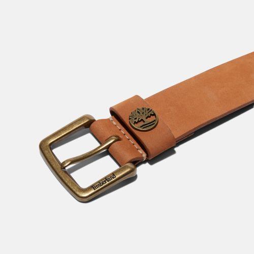 Men's Tree Logo Keeper Belt-