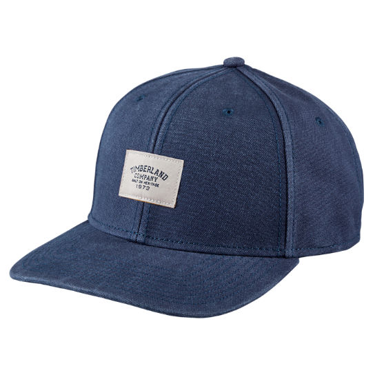 Men s Flat-Brim Baseball Cap  bef3574052d0