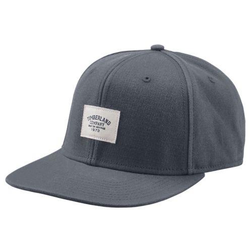 Men's Flat-Brim Baseball Cap-