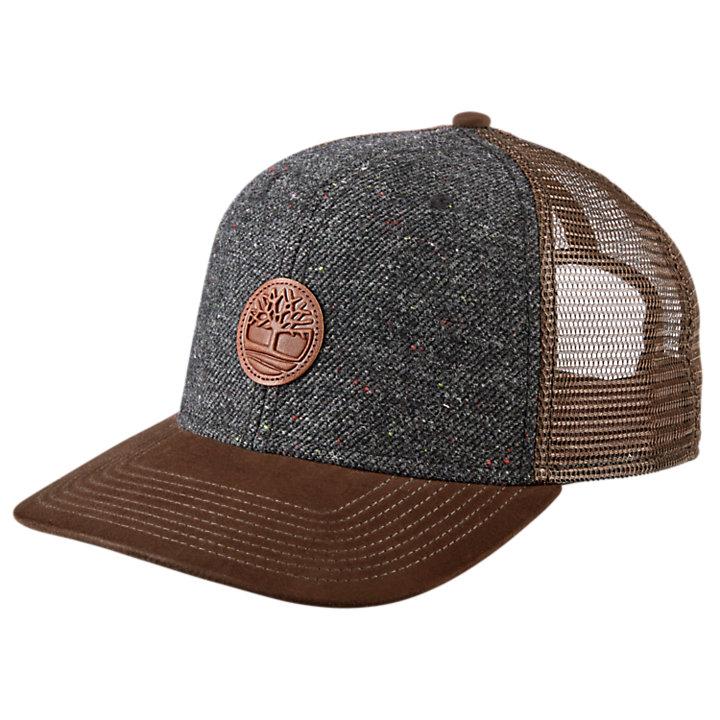 f2eb8404 Tweed Trucker Cap | Timberland US Store