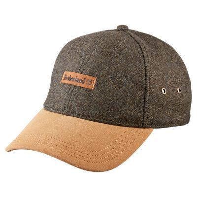 Shoptagr Men S Vintage Style Wool Blend Baseball Cap By