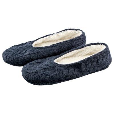 Women's Fleece-Lined Slipper Socks