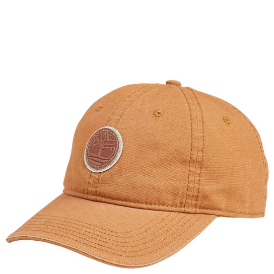 Rye Beach Canvas Baseball Cap