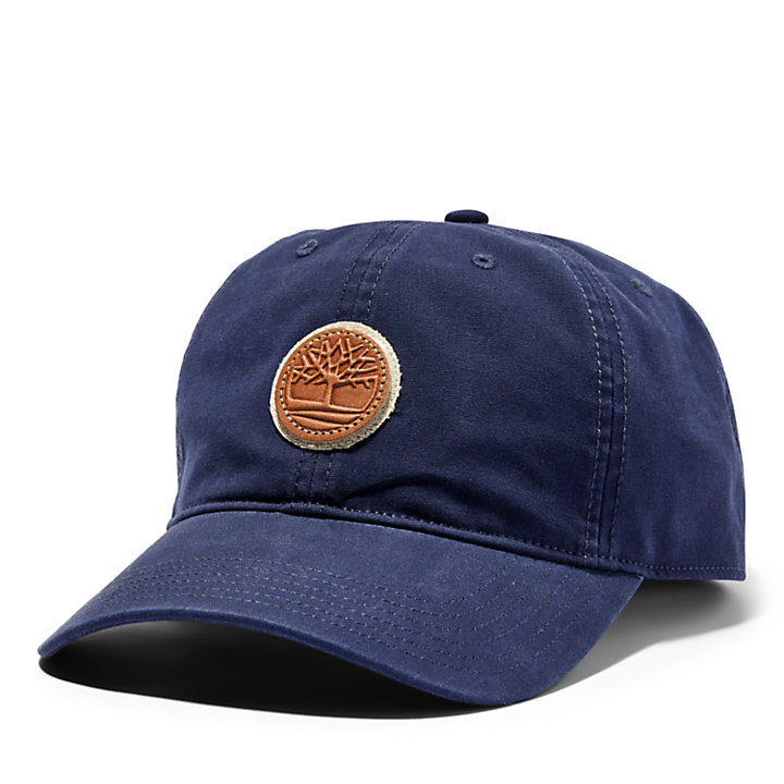 Rye Beach Canvas Baseball Cap-