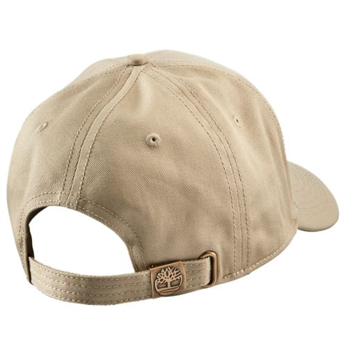 Embroidered Patch Twill Cap-