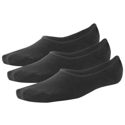 Women's Cooling Boat Shoe Liner Socks (3-Pack)
