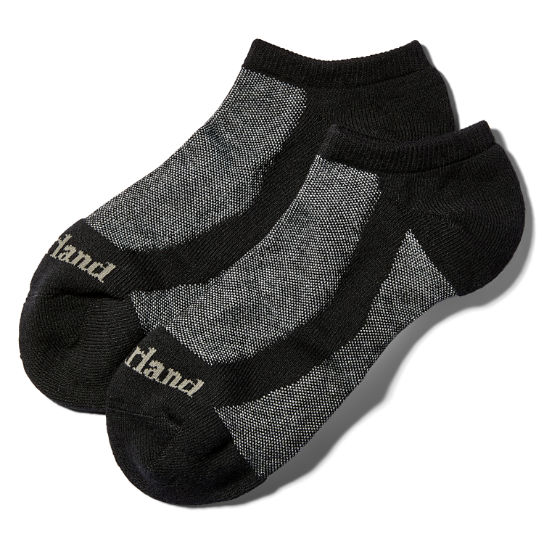 Men's Essential Cooling No-Show Socks (2-Pack)