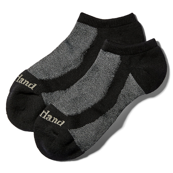 Men's Essential Cooling No-Show Socks (2-Pack)-