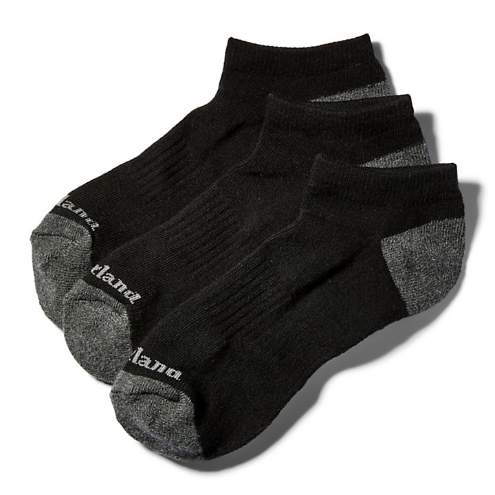 Men's Essential No-Show Socks (3-Pack)-