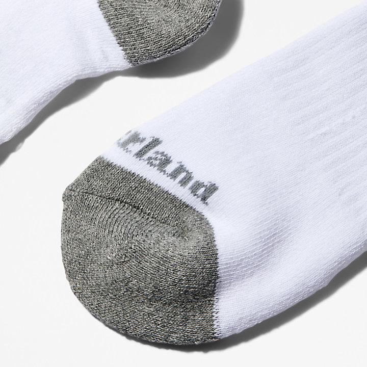 Men's Essential Crew Socks (3-Pack)-