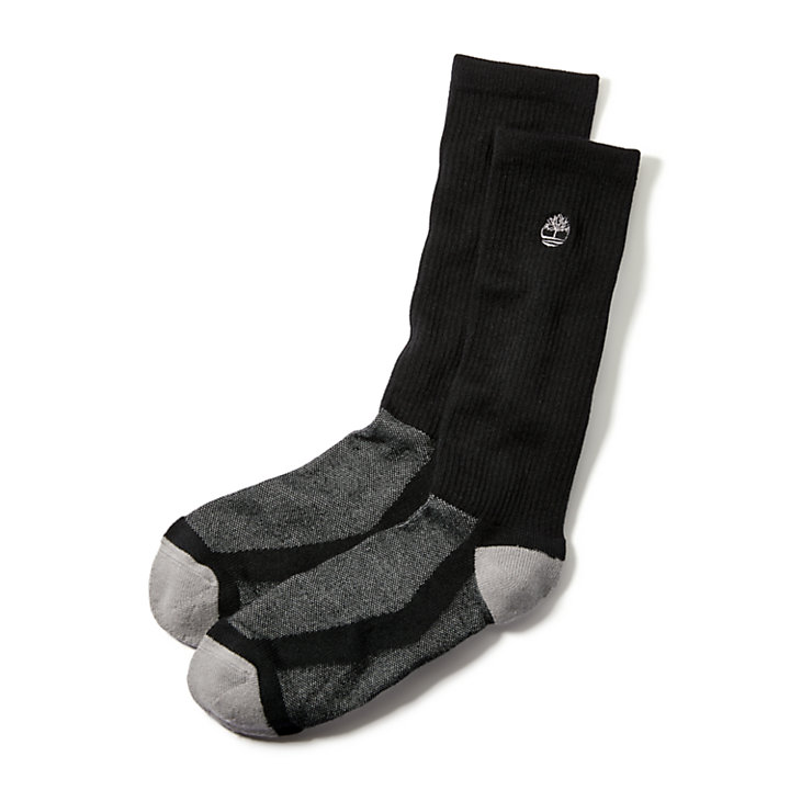 Men's Essential Cooling Crew Socks (2-Pack)-