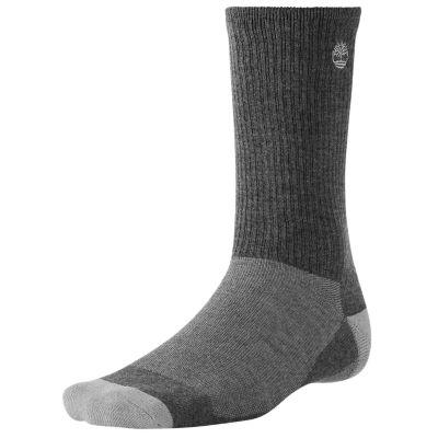 Men's Essential Wicking Crew Socks (2-Pack)