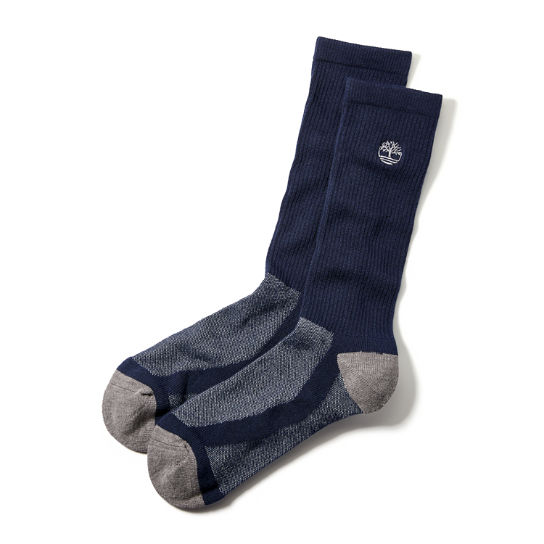 Men's Essential Cooling Crew Socks (2-Pack)