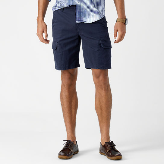 "Men's Webster Lake Twill Cargo Short (9"" inseam)"