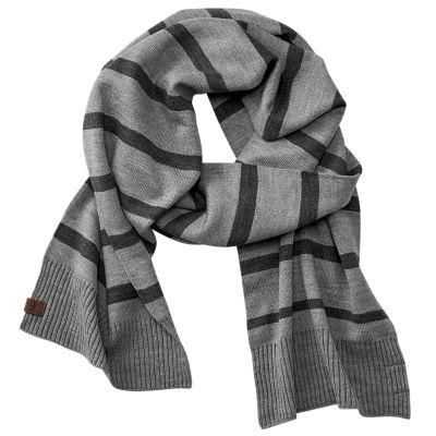Striped Winter Scarf
