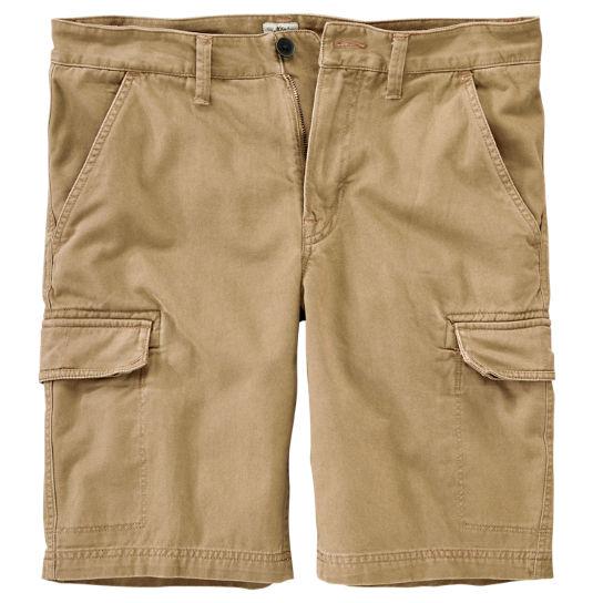 Men's Webster Lake Twill Cargo Short (11