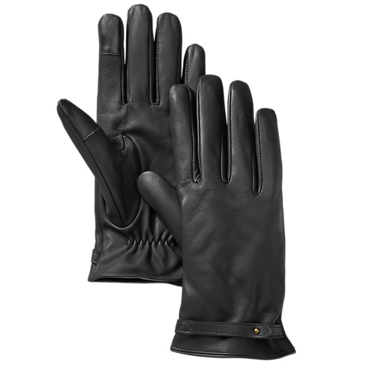Women's Classic Leather Gloves-