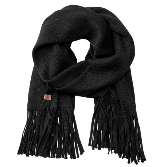 Women's Long Brushed Scarf