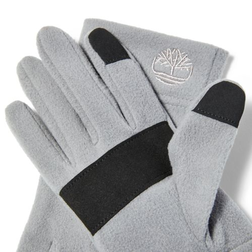 Women's Fleece Gloves with Touch Tips-