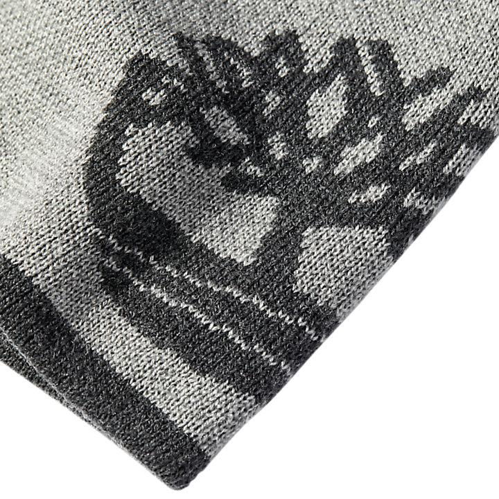 Reversible Tree Logo Beanie-