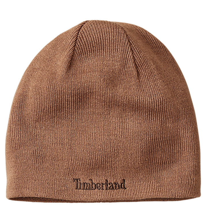 Reversible Tree Logo Beanie-