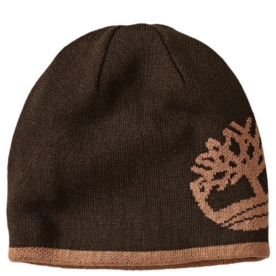 Reversible Tree Logo Beanie