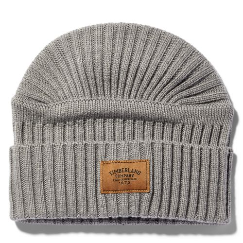 Gulf Beach Ribbed Beanie-