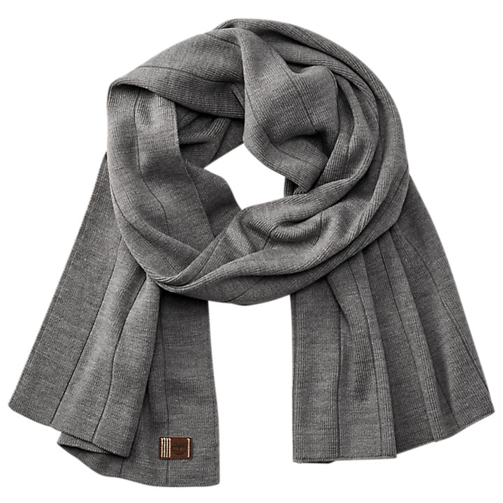 Essential Ribbed Winter Scarf-