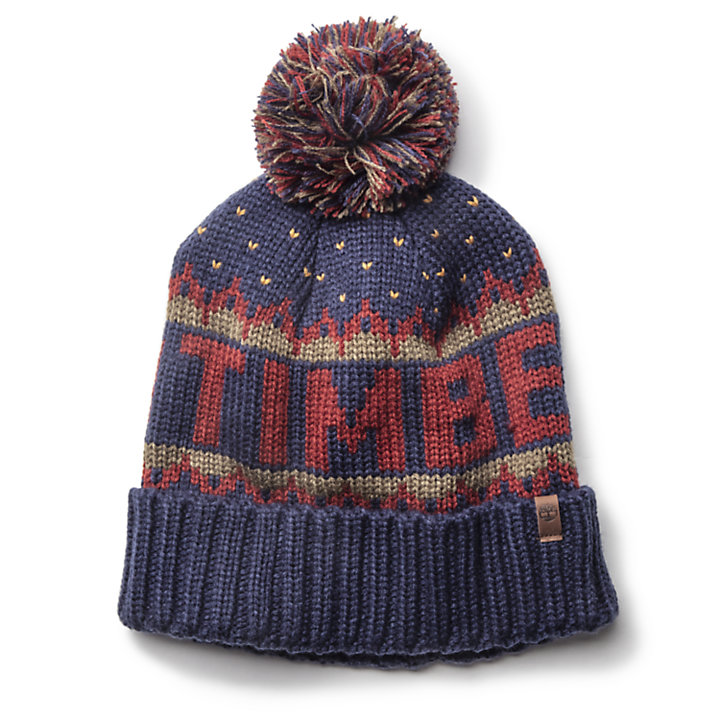 Cuffed Logo Winter Beanie-