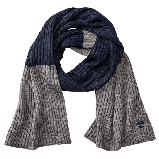 Essential Color Block Scarf