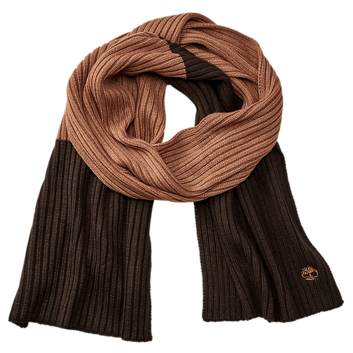 Essential Color Block Scarf-